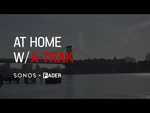 At Home With A-Trak