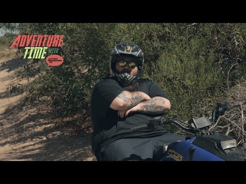 Adventure Time with Action Bronson: South Africa Pt. 2