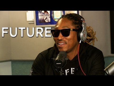 Hot 97 Morning Show: Future Interview