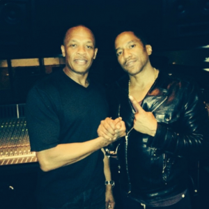Q-Tip Instagrams A Pic Of Him & Dr. Dre With #Detox Hashtag