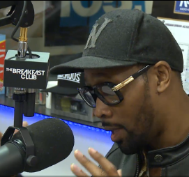 The Breakfast Club: RZA Interview