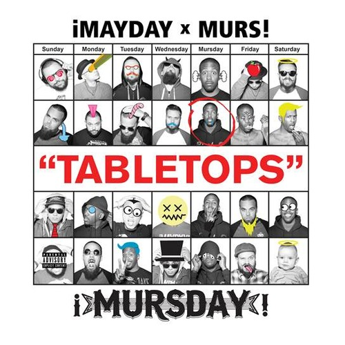 ¡MAYDAY! & Murs –