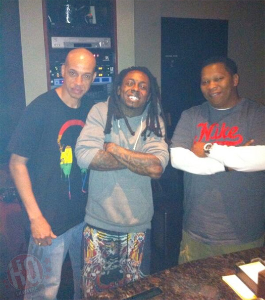 Lil Wayne and Mannie Fresh Are Working Together On