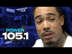 The Breakfast Club: Gunplay Interview