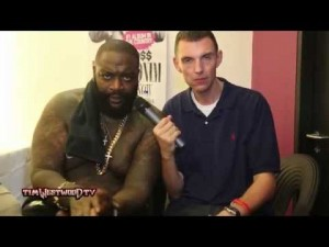 Tim Westwood: Rick Ross Interview