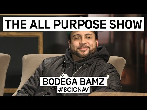 Prince Paul's The All-Purpose Show: Bodega Bamz Interview