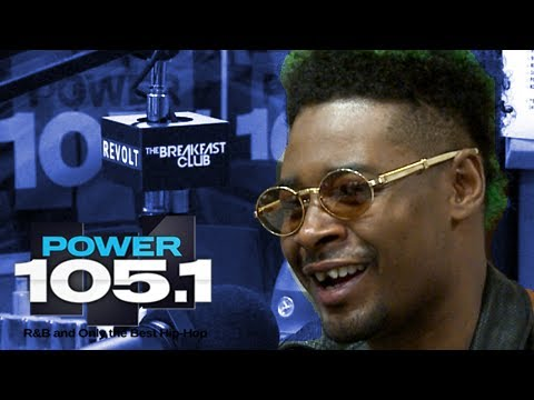 The Breakfast Club: Danny Brown Interview