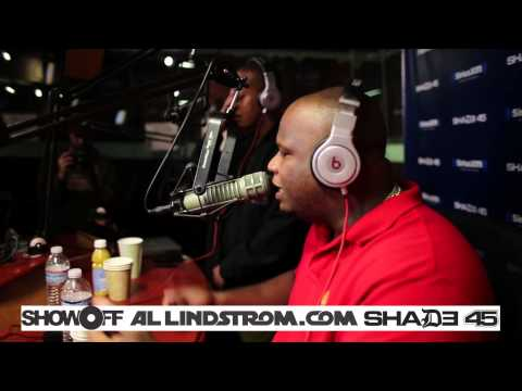 Showoff Radio: Meyhem Lauren Freestyle