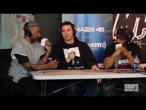 Sway's Universe: Atmosphere, Brother Ali, P.O.S. Interview + Cypher