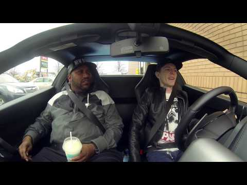 Deadmau5 Coffee Run: Bun B