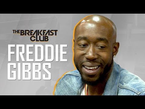 The Breakfast Club: Freddie Gibbs