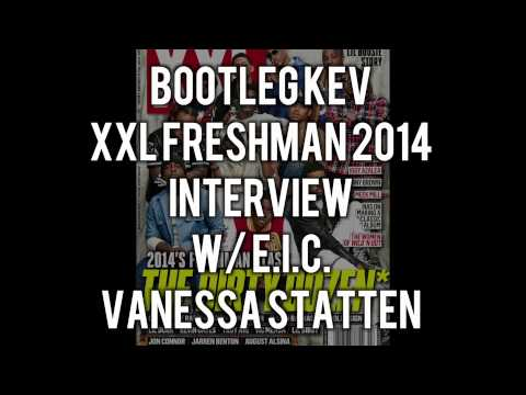 Bootleg Kev Grills XXL About Freshman List