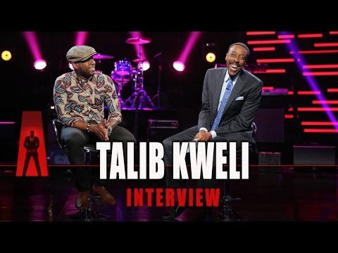 Arsenio: Talib Kweli Interview + Performance