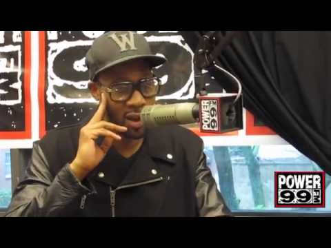 RZA Interview On Power 99