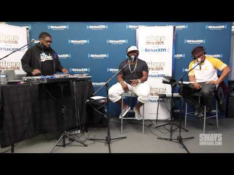 Sway: Watch Black Thought Destroy This Freestyle With Questlove On The Tables