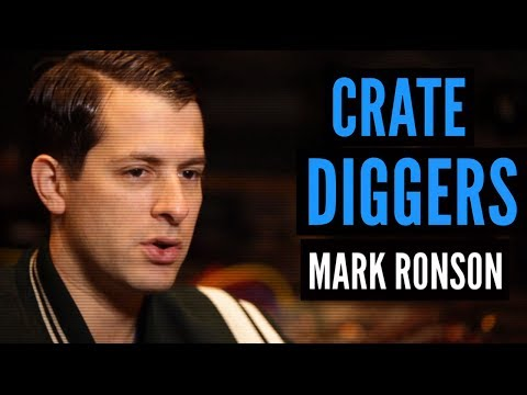 Fuse Crate Diggers: Mark Ronson