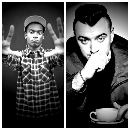 Sam Smith + Fashawn -