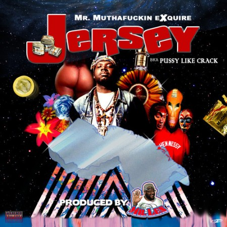 "Mr. Muthaf**kin' eXquire – ""Jersey"" / ""Conversations With God"" (Prod. Mr. Len)"