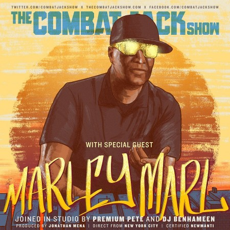 The Combat Jack Show: Marley Marl Interview
