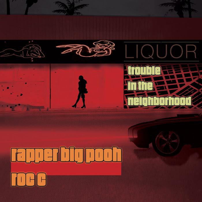 Rapper Big Pooh + Roc C -