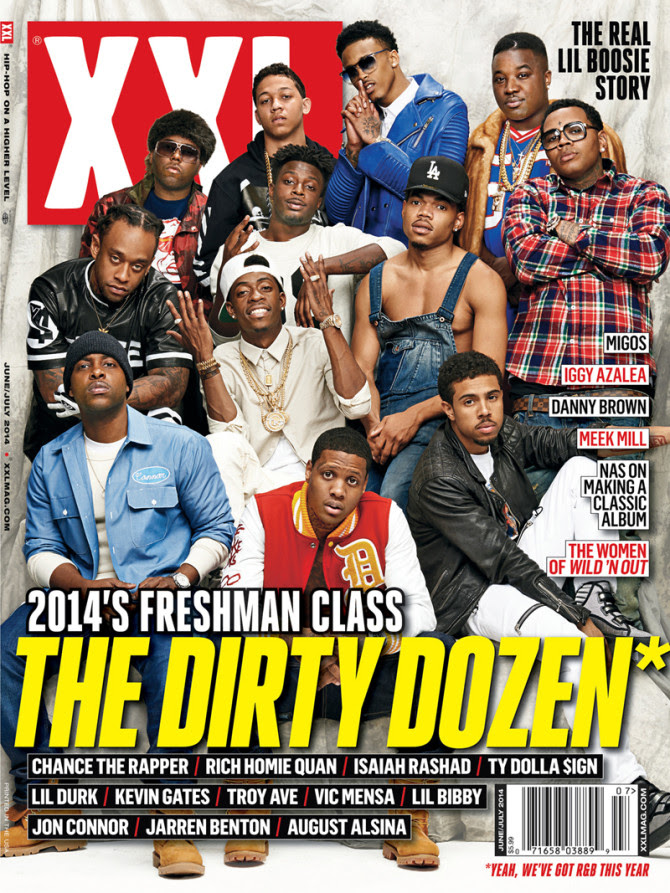 XXL 2014 Freshmen Cover Revealed; How Accurate Were We?