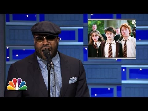 The Tonight Show: Black Thought's Harry Potter Rap
