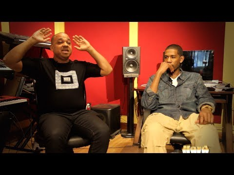 Hard Knock TV: Young Guru & DJ Khalil Interview