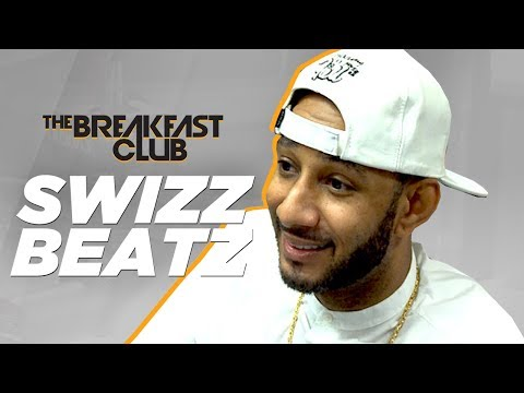 The Breakfast Club: Swizz Beatz Interview