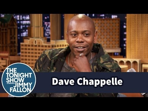 The Tonight Show: Dave Chappelle Interview