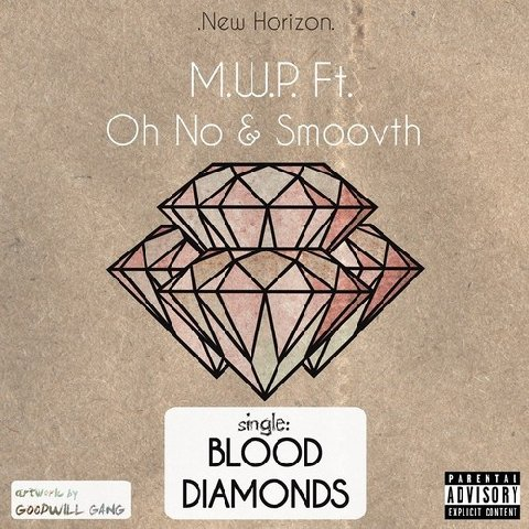 "Oh No & SmooVth - ""Blood Diamonds"""