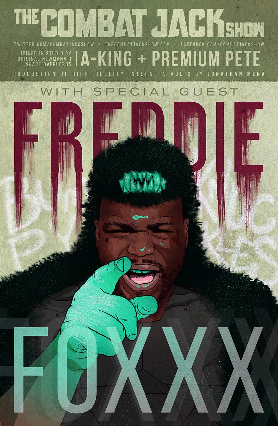The Combat Jack Show: Freddie Foxxx