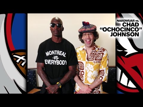 "Nardwuar vs. Chad ""Ochocinco"" Johnson"