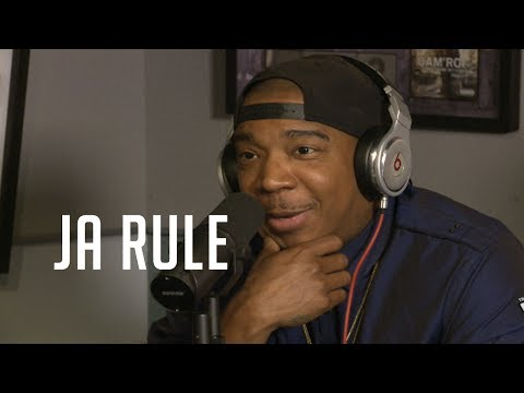 Ebro In The Morning: Ja Rule Interview