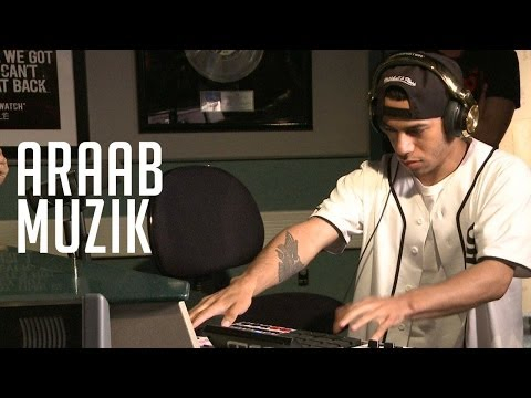 Ebro In The Morning: AraabMuzik Interview + Performance