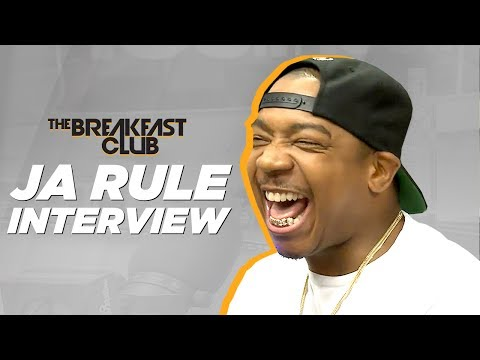 The Breakfast Club: Ja Rule Interview