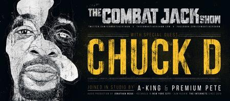The Combat Jack Show: Chuck D Interview