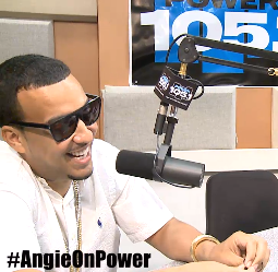 Angie Martinez: French Montana + Khloe Kardashian Interview