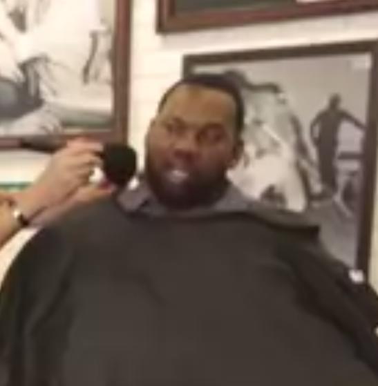 GQ Barbershop: Raekwon