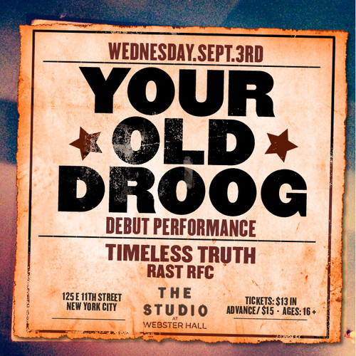 Your Old Droog –