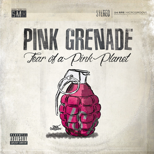 "Pink Grenade – ""Lights Out (Remix)"" (feat. Royce Da 5'9)"