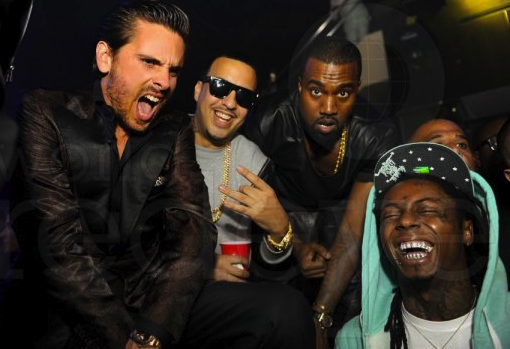 French Montana Previews First Off Kanye Collabs