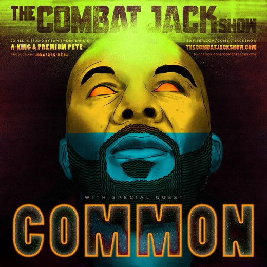 The Combat Jack Show: Common Interview