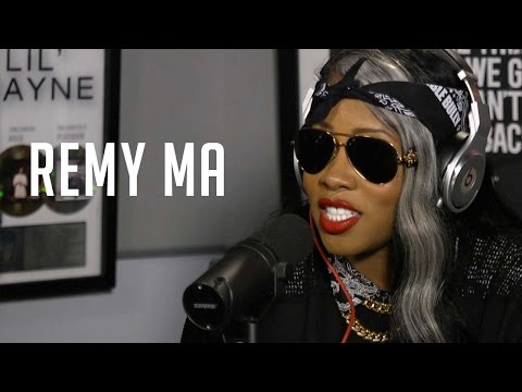 Remy Ma On Hot 97 + The Breakfast Club