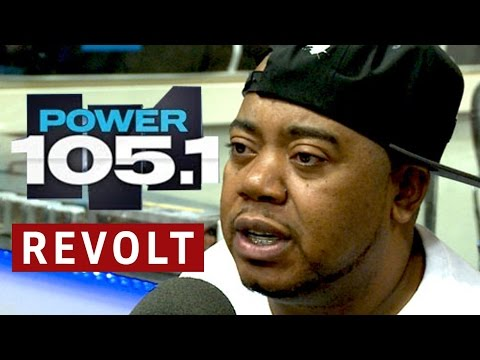 The Breakfast Club: Twista Interview
