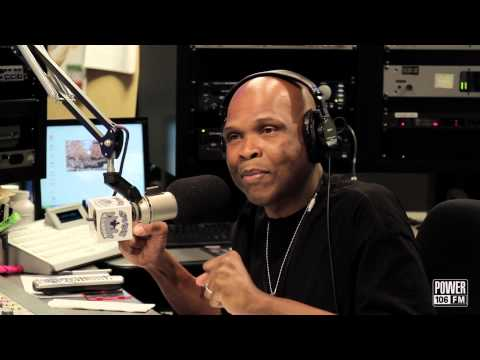Power 106: LL Cool J Interview