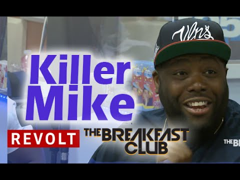 The Breakfast Club: Killer Mike Interview