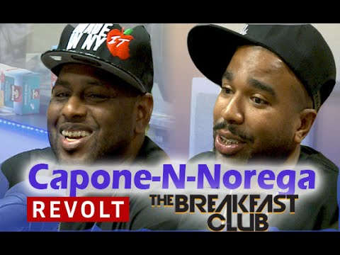 The Breakfast Club: Capone-N-Noreaga Interview