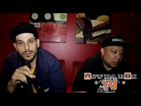 Out Da Box TV: Dilated Peoples talk