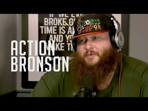 Hot 97: Action Bronson Interview