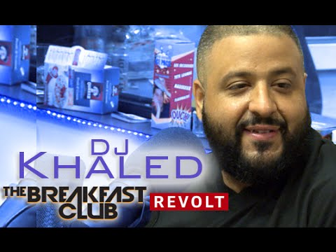 The Breakfast Club: DJ Khaled Interview